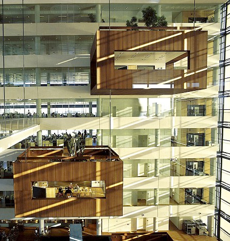 Suspended Offices