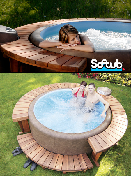 Energy House Fresno Modern Hot Tubs
