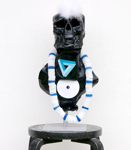 Vinyl Sculptures by L017