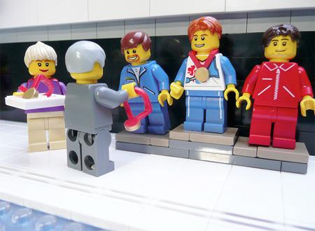 LEGO Team GB