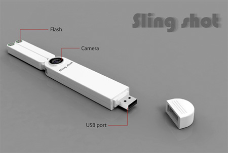 Sling Shot Dijital Fotoğraf Makinesi