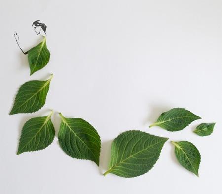 Leaf Fashion