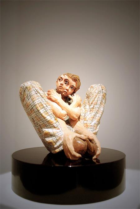 Sculptures By Yoshitoshi Kanemaki