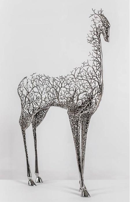 Tree Branch Sculptures