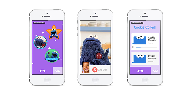 an app to support kids in daily worries