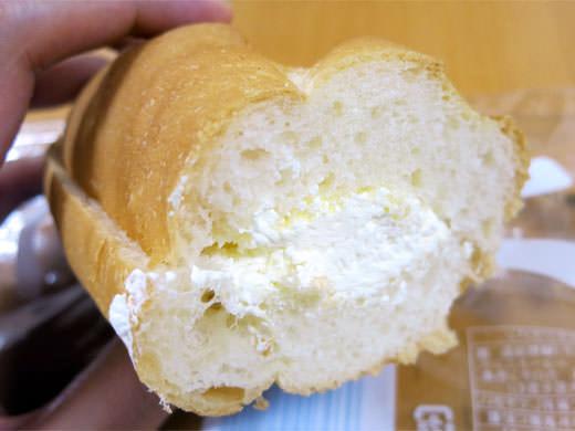 富山のご当地パン ホイップクリーム満載 さわや食品 フランスパン