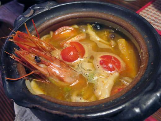 ラーシャ 本格 旨辛タイ料理とタイビール