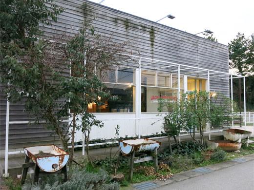 カフェ ジャックラビットスリムス 住宅街の大人アメリカンカフェ