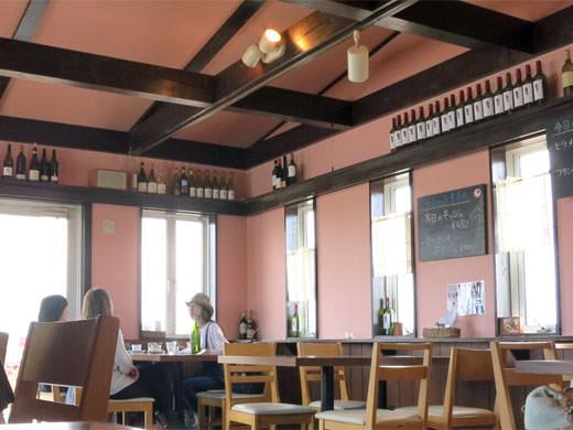 ジェラフ イオン高岡近くのカフェで平日パスタランチ