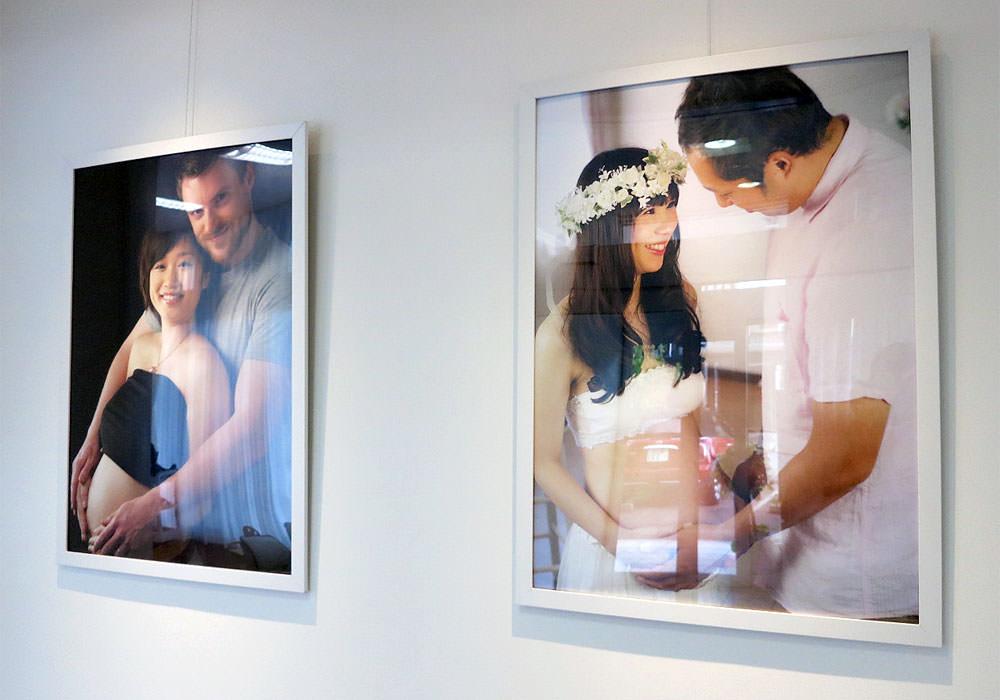 ルグラン メイクスタジオでプロフィール写真撮影