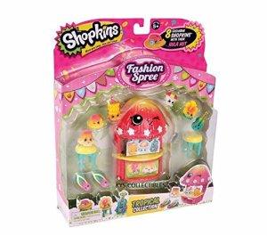 Shopkins Fashion Spree Tropical Box