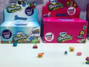 Shopkins Season 5 And 6 Promo Boxes