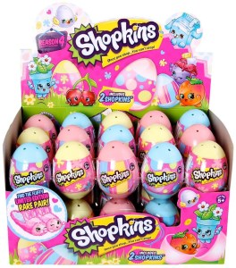 Shopkins Surprise Easter Eggs