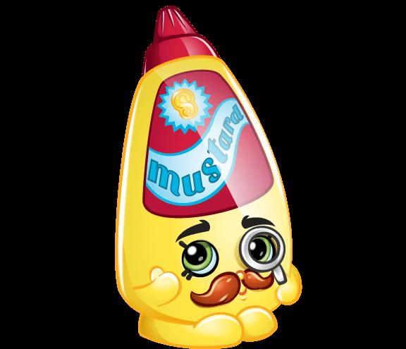 Shopkins Characters Season 2 Toy Box Chest
