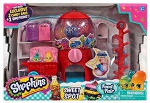 Top Rated Shopkins Season 4 Playsets - Shopkins Season 4 Sweet Spot Playset