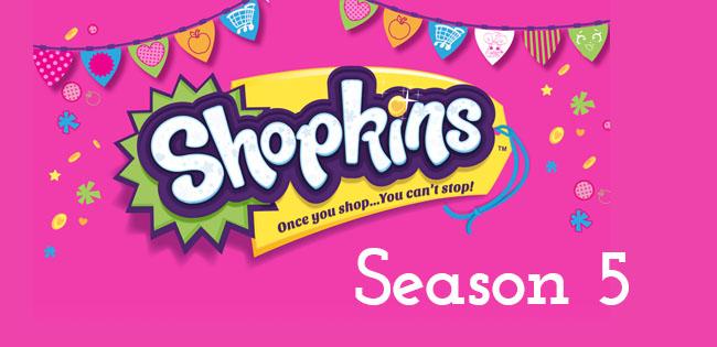 Shopkins Season 5