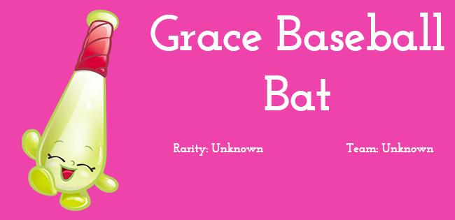 grace baseball bat