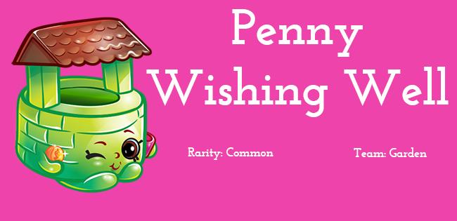 penny wishing well