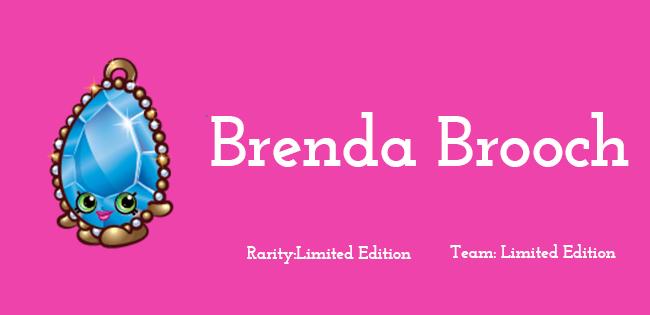 Brenda Brooch