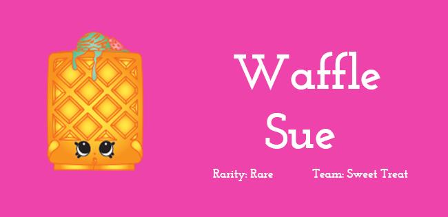 Waffle Sue