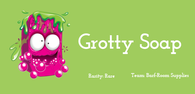 Grotty Soap