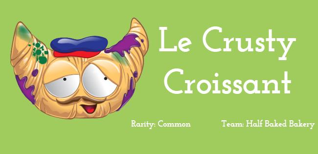 Le Crusty Croissant