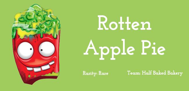 Rotten Apple Pie