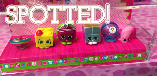 Spotted Limited Edition Shopkins Season 5 Toys