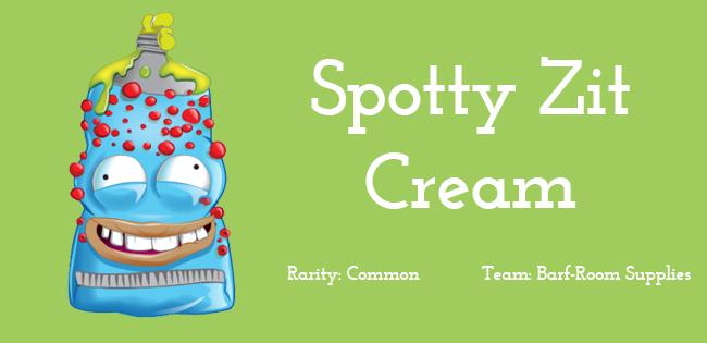 Spotty Zit Cream