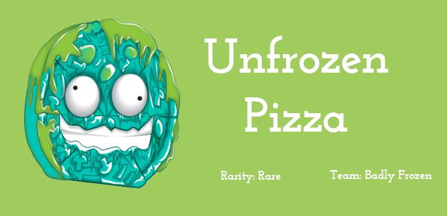Unfrozen Pizza