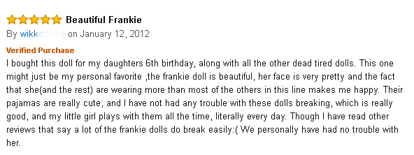 Monster High Frankie Stein Toy Reviews