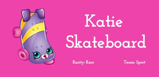 Katie Skateboard