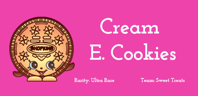 Cream E. Cookies