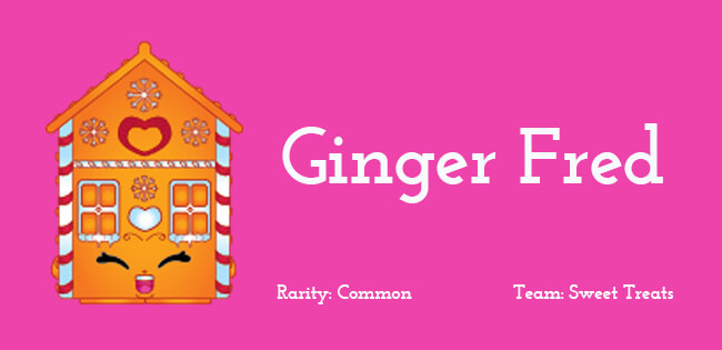 Ginger Fred