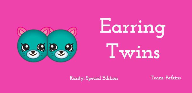 Earring Twins
