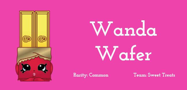 Wanda Wafer