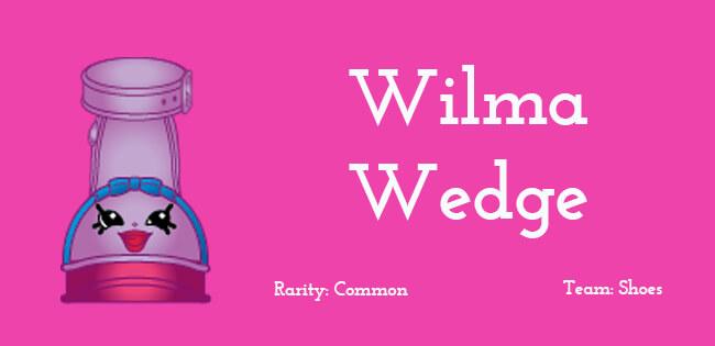 Wilma Wedge