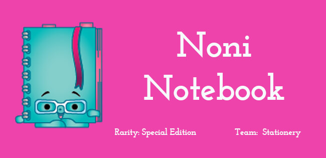 Noni Notebook
