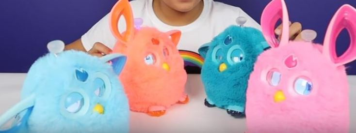 Furby and Friends