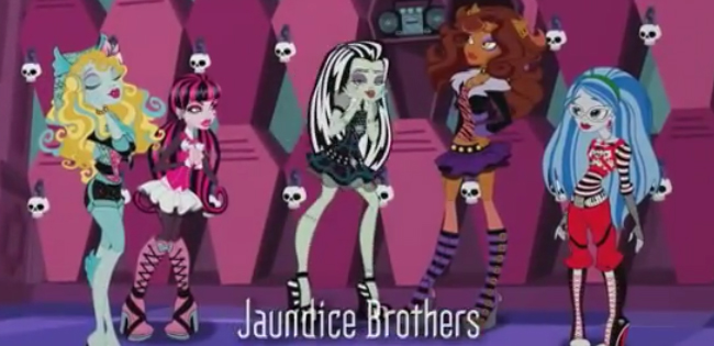 Monster High: Season 1 Episode 1 – Jaundice Brothers