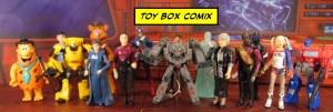 Toy Box Comix