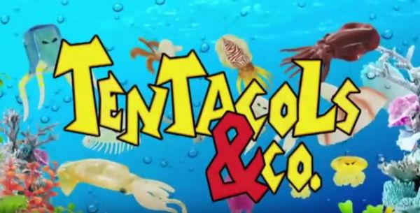 Щупальца & Ко. Кальмары, медузы, осьминоги и не только ...