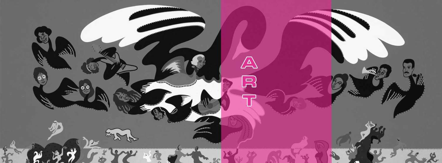 Header Art - Toyism Art Movement