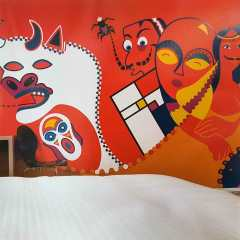 Art Wallet - Hotel Art Forever - Toyism Art Movement