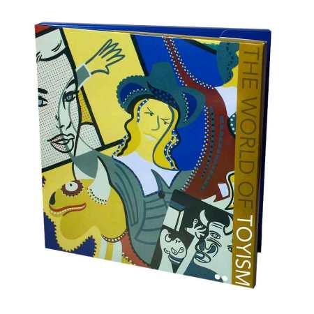 Merchandise - Art Wallet 2 - Toyism Art Movement