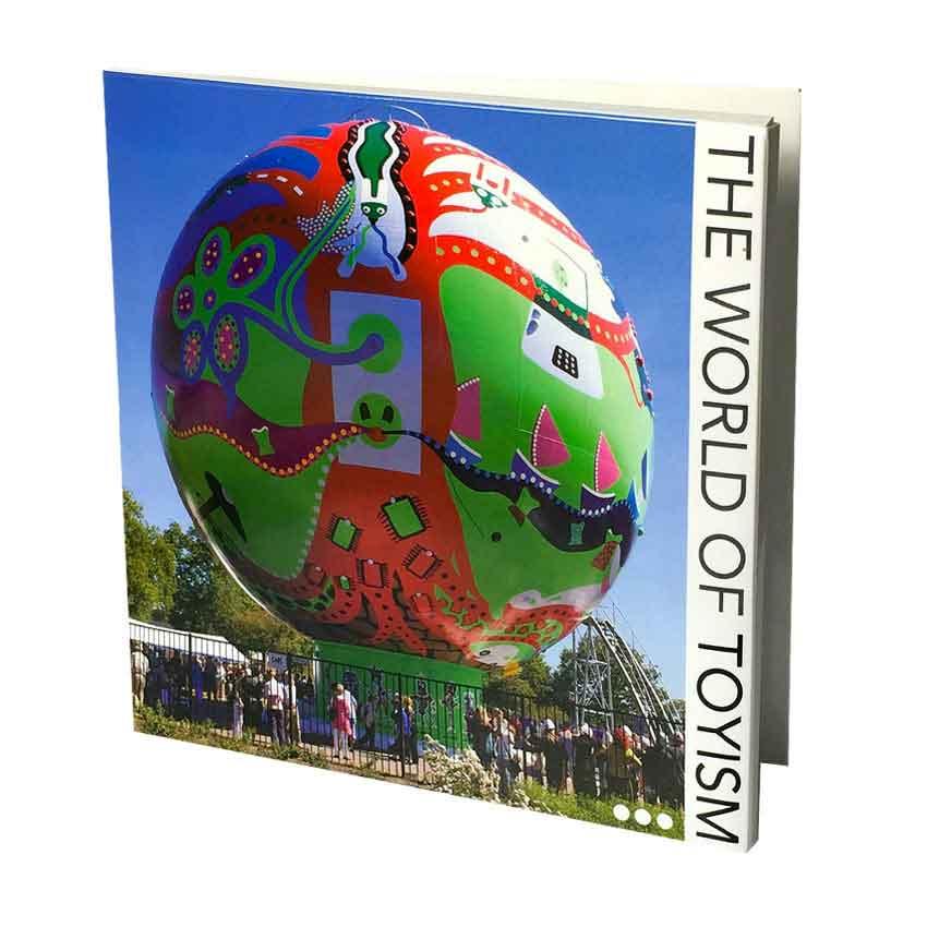 Merchandise - Art Wallet 3 - Toyism Art Movement