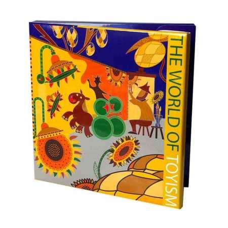 Merchandise - Art Wallet 6 - Toyism Art Movement