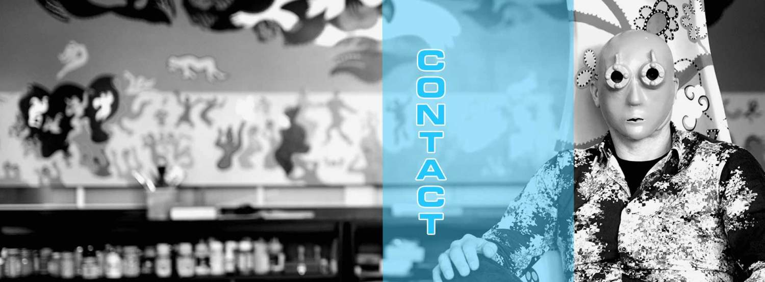 Header Contact - Toyism Art Movement