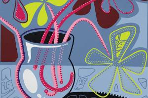 Silkscreen - Still Life Silkscreen - Toyism. Art for sale. Buy bestselling silkscreens online.