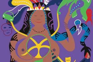 Silkscreen - Graphic Art - Mother Muse Silkscreen - Toyism. Art for sale. Buy bestselling silkscreens online.